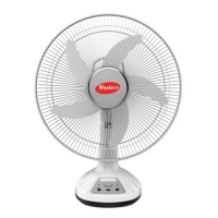 Western Rechargeable Table Fan F0085