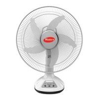 Western Rechargeable Table Fan F0096