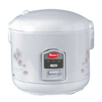 Western Rice Cooker 2.2 Liter