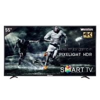 Weston WEL-5500 55 inch Smart Ultra HD LED TV