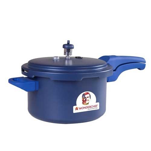 Wonderchef Aluminium OuterLid Pressure Cooker
